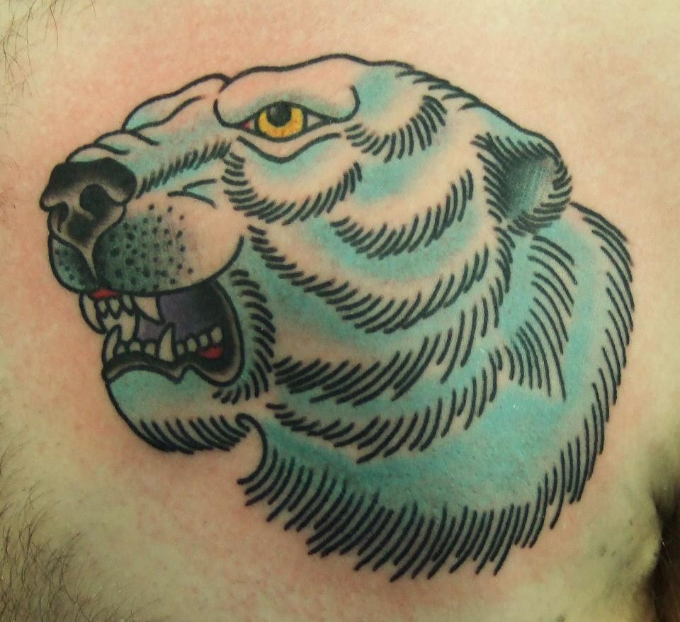 Traditional, Zoos and Traditional bear tattoo on Pinterest