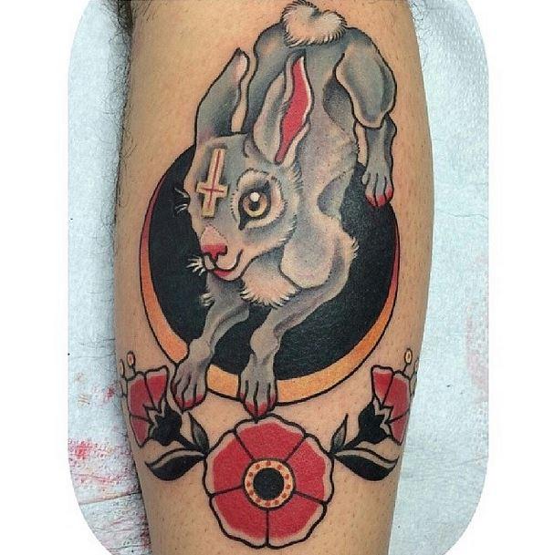 satanic bunny