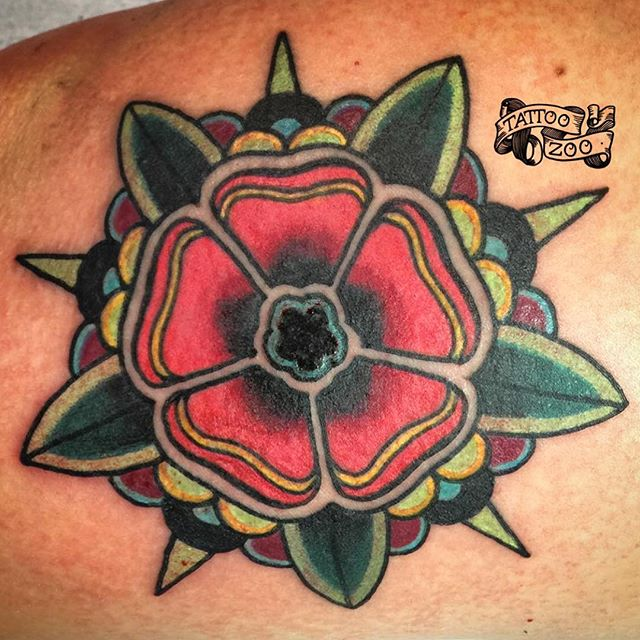 Tattoo by @gerrykramer Call 250-361-1952 to book. #weLOVEtattooingyou