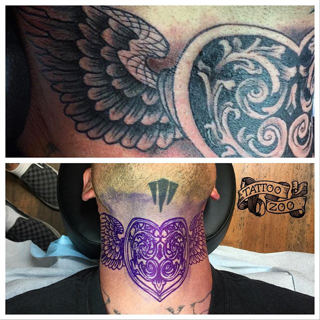 @gerrykramer did this awesome #jobstopper tattoo yesterday! #weLOVEtattooingyou
