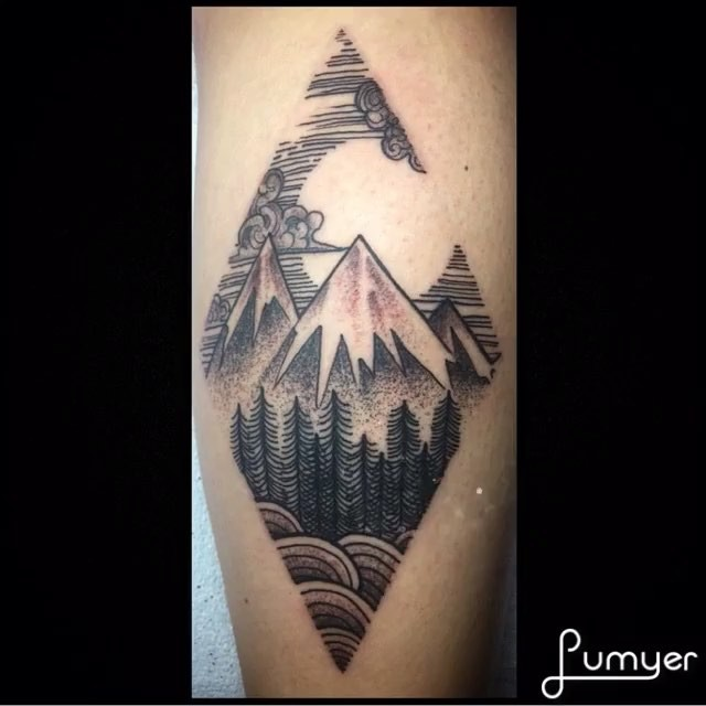 Tattoo by @gerrykramer