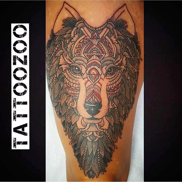 Tattoo by @gerrykramer Call 250-361-1952 to book.