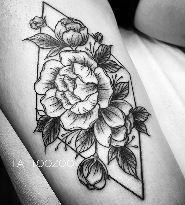 """""""Find out who you are. And do it on purpose..."""" -Dolly Parton ..(tattoo by @tamitattoos) Call 250-361-1952 to book a FREE consultation."""