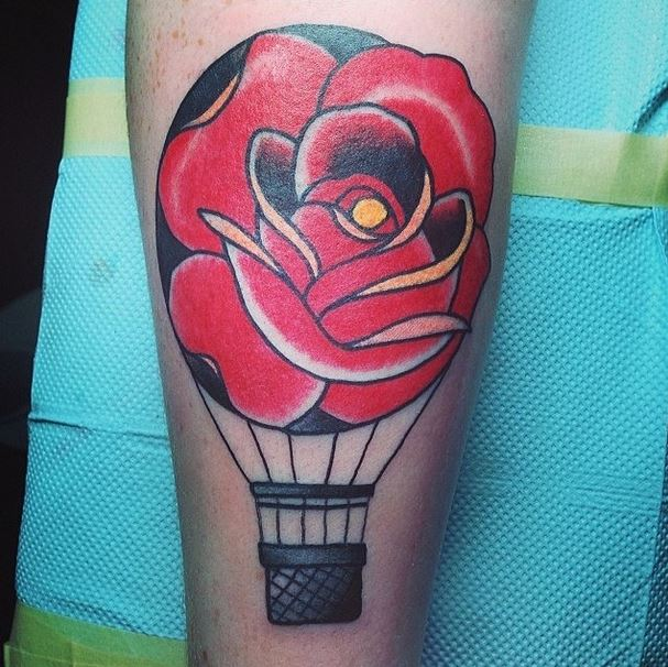 roseballoon