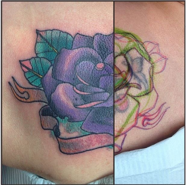 gerry kramer rose cover up