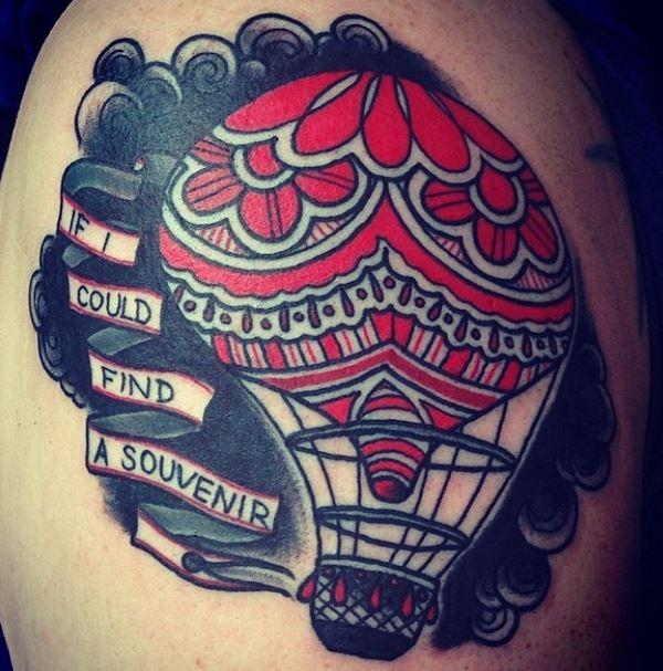 gerry kramer tattoo balloon
