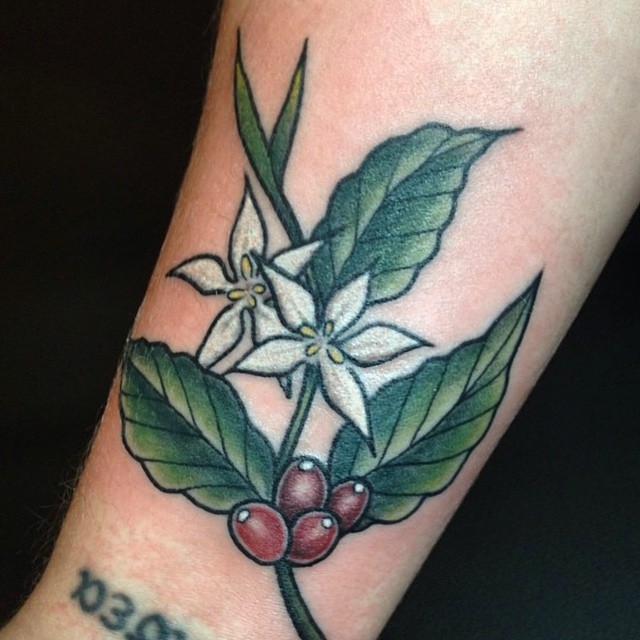Good morning!! Tami is here 12-5 today!! Come visit!! (tattoo by @tamitattoos)