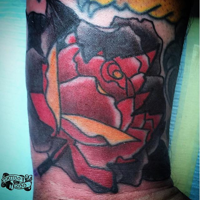 We are OPEN!!! 11-6pm. Visit us at 826 Fort Street!!! (tattoo by @gerrykramer)