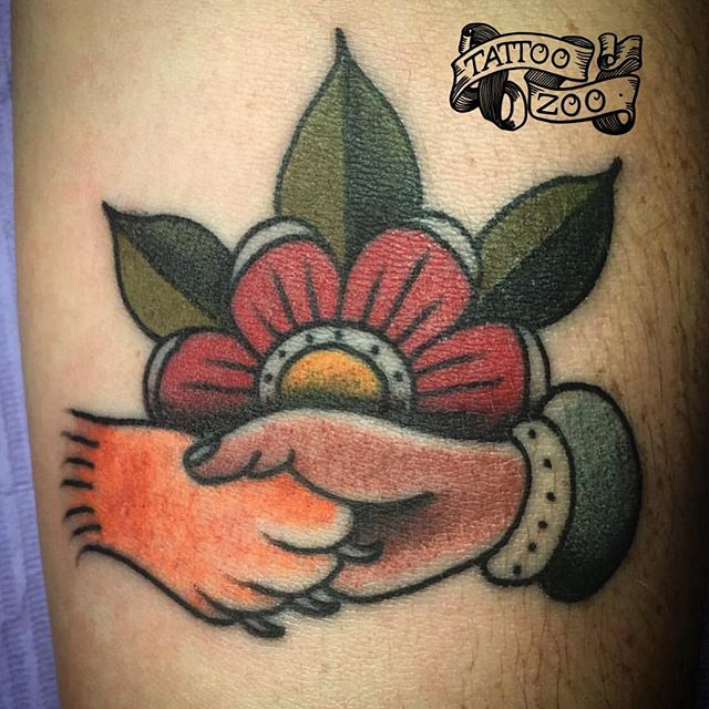 Meow!!! (tattoo by @gerrykramer)