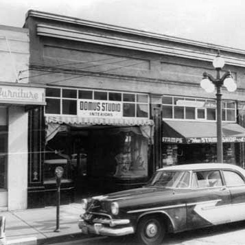 Look!!! It's our shop in the 1960's!!! Did you know Fort St wasn't always one way?? We are OPEN 12-5 today. Come visit!! Walk-ins are always welcome!!!