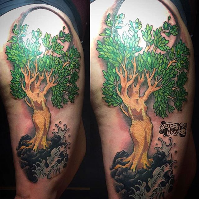 We are OPEN and we LOVE TATTOOING YOU!!! (tattoo by @gerrykramer) Call 250-361-1952 to book or come visit us at 826 Fort Street. We are here til 5pm today!! #welovetattooingyou