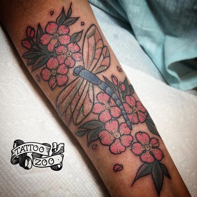 Beautiful (tattoo by @tamitattoos). Call 250-361-1952 to book.
