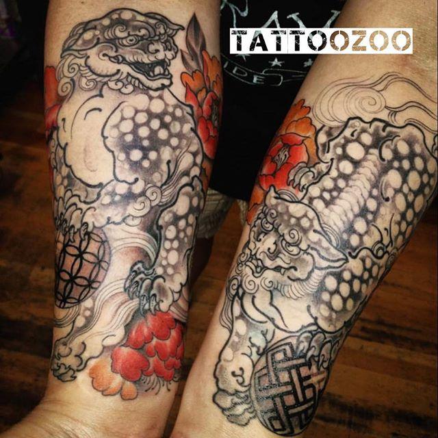 Tattoo by @davidmaiertattoos