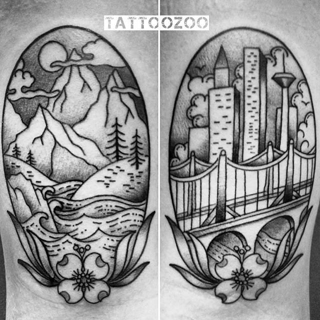 Tattoo by @davidmaiertattoos Call 250-361-1952 to book.
