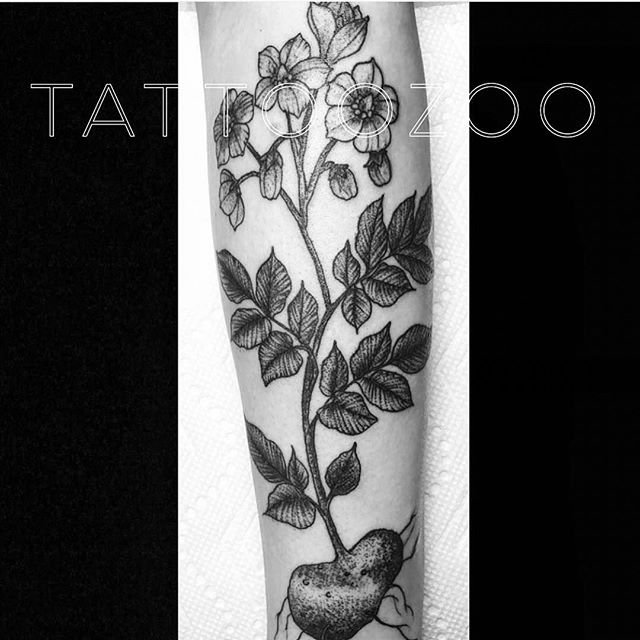 We don't have any time this week for walk-ins but we do have a few gaps in our schedule next week so come visit us at 826 Fort Street and make an appointment. (tattoo by @gerrykramer)
