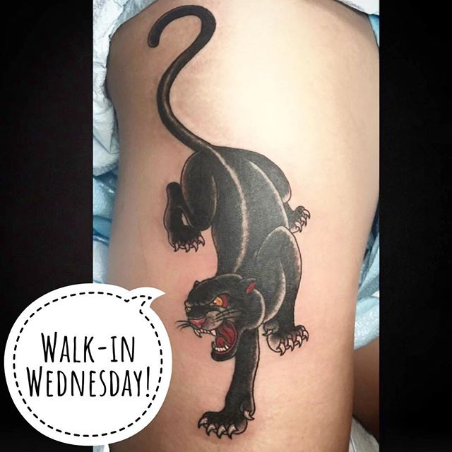 No time for walk-ins today but @gerrykramer will be doing walk-ins on Wednesday!! 🖤