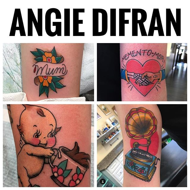 EXCITING NEWS!!!! @angiedifrantattoos is joining the @tattoozoodotnet family!! Her first day is July 29th!! We are currently booking consultation appointments. Call 250-361-1952 or visit us at 826 Fort St to book your FREE consultation.
