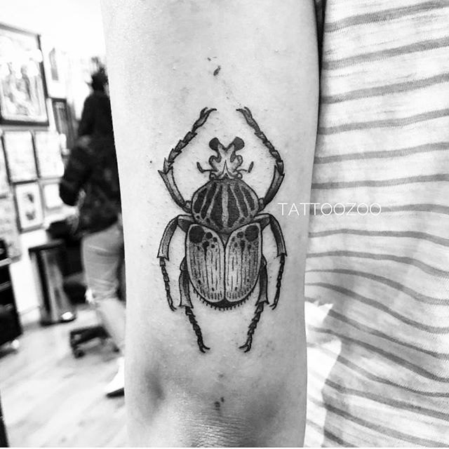 "Sorry to ""bug"" you but would you like a tattoo today? 🤪 See what I did there? We have a wee bit of time today for walk-ins. Call 250-361-1952 to grab some time or visit us at 826 Fort Street. We are here til 6pm!! *new hours* (tattoo by @interstellarwhispers)"