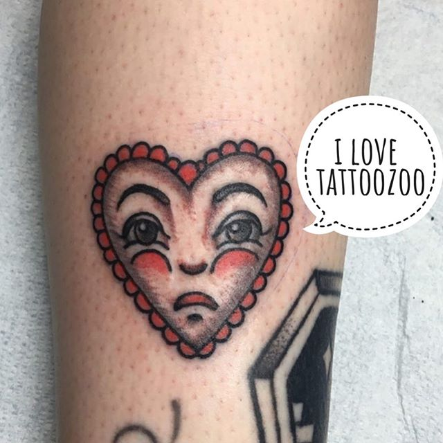 We love tattooing you!! (tattoo by @angiedifrantattoos) Call 250-361-1952 to book some time. 🥰
