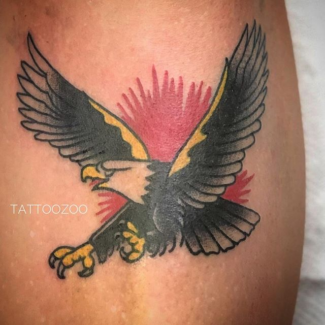 Tattoo by @gerrykramer Visit us at 826 Fort Street to book your appointment. We are open 7 days a week. #weLOVEtattooingyou