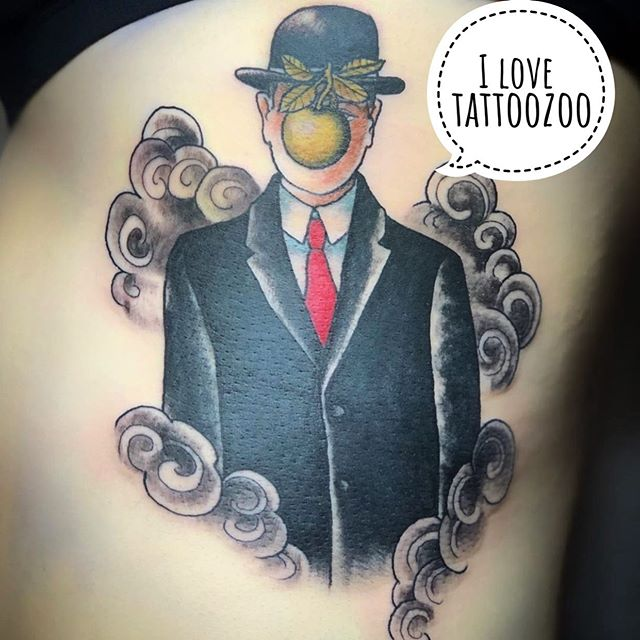 (TattooZoo by@gerrykramer)