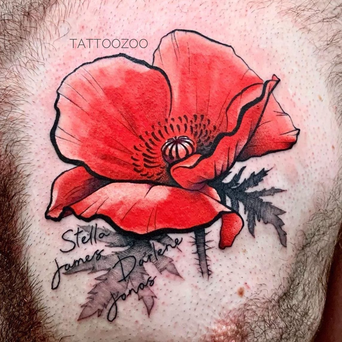 🥰 Tattoo by @jason.stovall